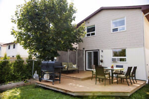 3 bedroom townhouse for rent near Blair Station (Avail. Nov. 19)
