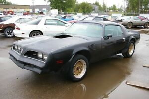 1977 TRANS AM  S/E  400 4 speed