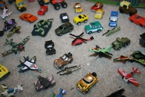 Micro Machines - Huge Set! over 50 vehicles!