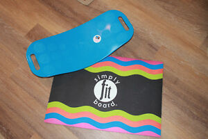 Simply Fit Exercise Board and Mat (Brand New)