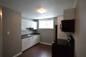 Renovated 1 Bed Basement Suite Available May 1 st