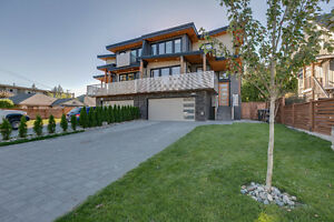 Quality Built Centrally Located Half Duplex North Shore Greater Vancouver Area image 1