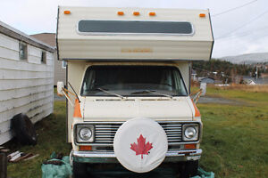 Chev motor home for sale