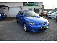 Mazda Mazda3 2.0 Sport 5 DOOR BLUE 2007 MODEL +BEAUTIFUL+