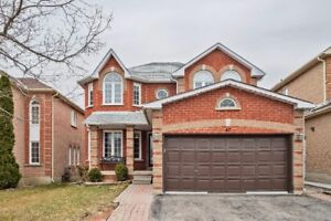 4 Bedroom Detached house with finished basement for sale
