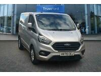 2020 Ford Transit Custom 300 Limited L1 SWB FWD 2.0 EcoBlue 130ps Low Roof, AIR