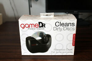 GameDR Premier Disk Cleaner