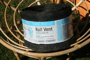 ROLL RIDGE VENT $40 EACH / 2 FOR $70