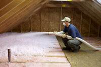 """ATTIC INSULATION!  ASK ABOUT """"INSANE WINTER"""" DISCOUNT."""