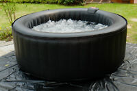 Inflatable 4 person Spa - NEW - Amazing Quality - FREE Delivery!