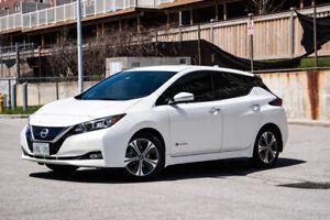 *On Hold* 2018 Nissan Leaf SL Hatchback