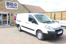2016 CITROEN DISPATCH 1200 HDI 90 L2 H1 LWB LOW ROOF VAN LWB DIESEL