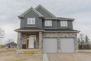 Balmoral Lane Thamesford, Custom Built Home On Large Lot
