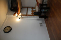 Last minute low rent furnished room available for December 1st