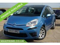CITROEN C4 PICASSO 2.0 HDI 140BHP VTR PLUS AUTOMATIC FULL SERVICE HISTORY