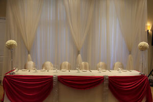 WEDDING AND EVENT DECORATIONS-by GLAMOUR EVENTS Windsor Region Ontario image 9