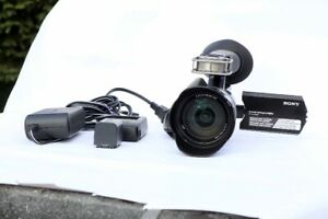 Sony NEX-VG10 Interchangeable-Lens Video Camera