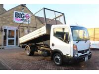 2012 NISSAN CABSTAR 35.13 DCI136 PRO MWB CAGED TIPPER TIPPER DIESEL