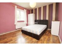 FOUR BEDROOM (NO LOUNGE) FLAT MOMENTS FROM STEPNEY GREEN TUBE STATION