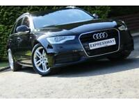 2012 Audi A6 Avant 2.0 TDI S line Multitronic 5dr