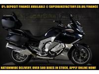 2012 12 BMW K1600GTL 1600CC 0% DEPOSIT FINANCE AVAILABLE