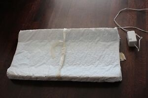 Heated baby change pad! Only $20