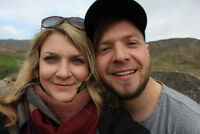 German couple licenced Mechanic/Project mgmt/Business Economist