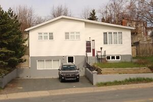 Over 1500 sq. ft on each floor with in law apartment!