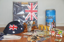 82 Australian souvenir items to be sold as one lot Maroubra Eastern Suburbs Preview