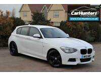 2015 BMW 1 Series 2.0 116D M SPORT 5d 114 BHP Hatchback Diesel Manual