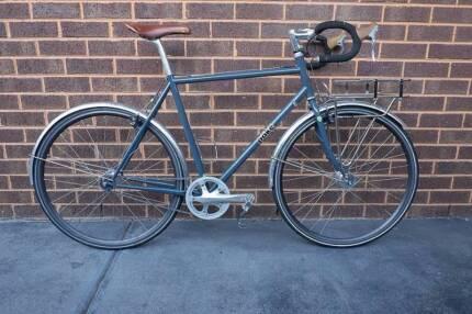 Pake C'Mute Single speed Bicycle (SS, Fixed)