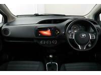 2016 Toyota Yaris 1.33 VVT-i Icon 5dr CVT Auto Hatchback Petrol Automatic