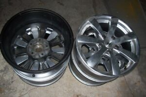 "Set of 4 Wheels 16"" 5x100---$30.00 EACH"