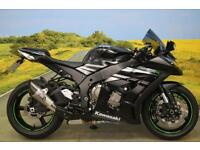 Kawasaki ZX-10R 2015**ABS, TRACTION CONTROL, OHLINS STEERING DAMPER**