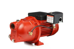 Red Lion 97080701 Cast Iron 3/4-HP 13-GPM Shallow Well Jet Pump,