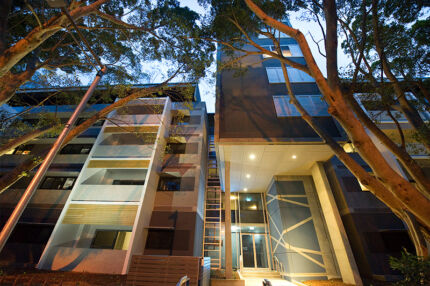 Student apartments on-campus at UNSW!