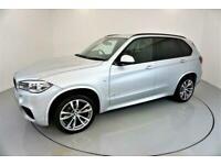 2014 BMW X5 3.0 XDRIVE30D M SPORT 5d AUTO 255 BHP-2 OWNER CAR-7 SEATS-REVERSE CA