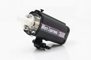 "Studio Flash Head ""White Lightning X1600 series"""