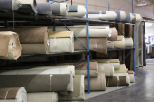 CARPET, HARDWOOD, & LAMINATE SALE