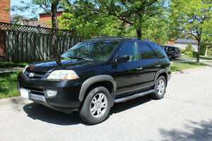 2003 Acura MDX TOURING, NAVIGATION, LEATHER, SUNROOF, AWD SUV