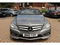 2010 10 MERCEDES-BENZ E CLASS 3.0 E350 CDI BLUEEFFICIENCY SPORT 2D AUTO 231 BHP