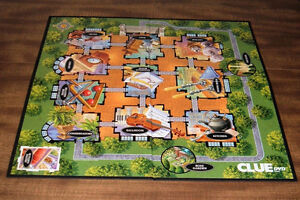 Clue DVD Game - 2006 - Complete London Ontario image 2