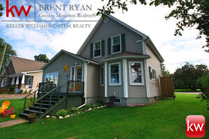 21 Sunset Drive in Rexton NB. This WATERFRONT home has it all!