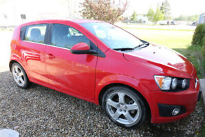 *Reduced* 2016 Chevy Sonic