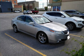 2009 Acura TL SHAWD - $12,200 - Low KMs - Extra Rims/Tires