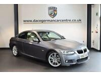 2010 52 BMW 3 SERIES 2.0 320D M SPORT 2DR 181 BHP DIESEL