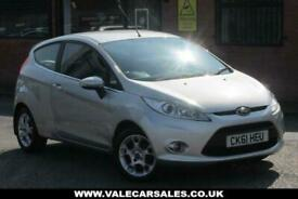 image for 2012 61 FORD FIESTA 1.2 ZETEC (LOW MILES+BLUETOOTH) 3DR