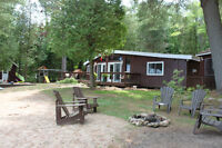 Mazinaw Lake Cottage for Rent  Fall 2015, Summer 2016