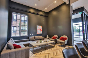SOUTH WEST VIEW - Stunning Fully Upgraded Condo Loft W/Parking