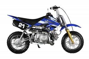Kids Atomik MotoX 50CC Dirt Bike $849 Ride Ready *Free Delivery Nowra Nowra-Bomaderry Preview
